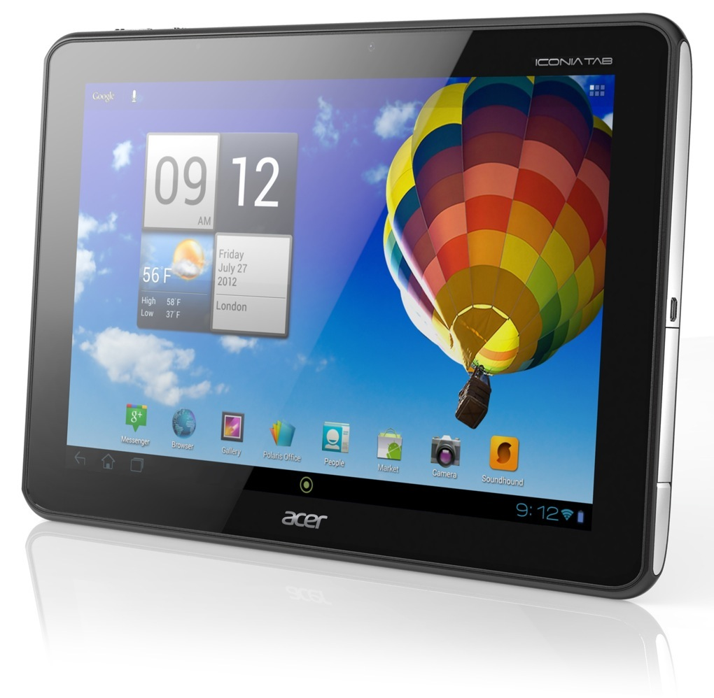 Gallery Photo: Acer Iconia Tab A510