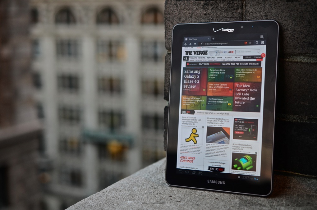 Galaxy Note 10 1 (2012, Wi-Fi) | Samsung - The Verge