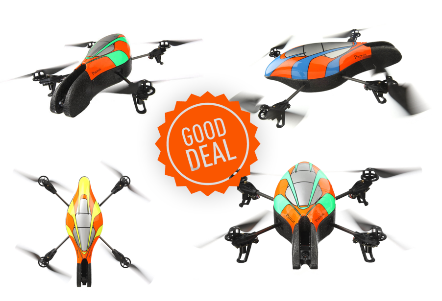 Parrot AR Drone Good Deal