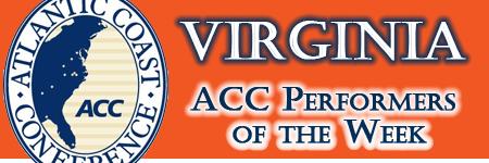 ACC Performer of the Week