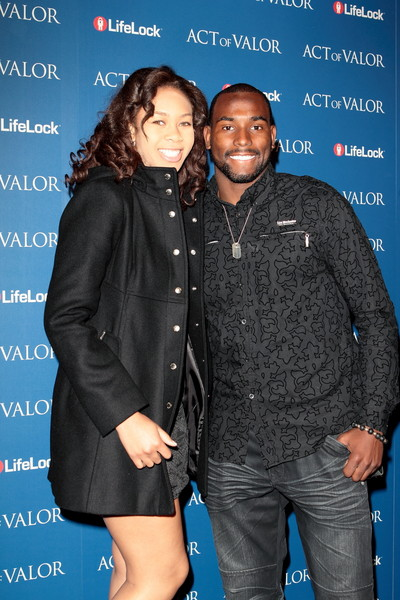 """Movie premiere of """"Act of valor"""""""