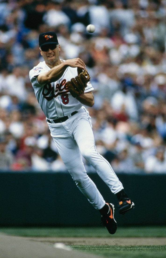 A non-controversial member of the Orioles Hall of Fame. Mandatory Credit:  Doug Pensinger/Getty Images