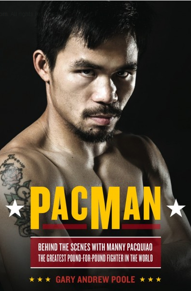 """Gary Andrew Poole's """"Pacman"""" examines one of sport's most interesting and complex characters."""
