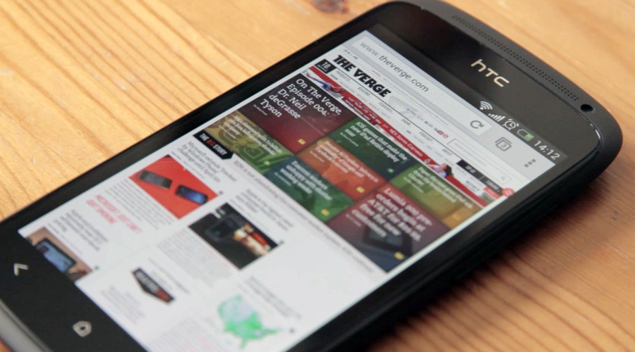 HTC One S video review