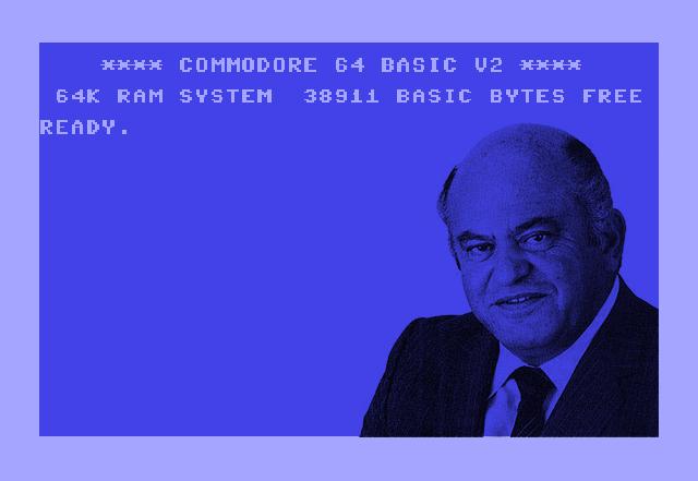 C64 Jack Tramiel