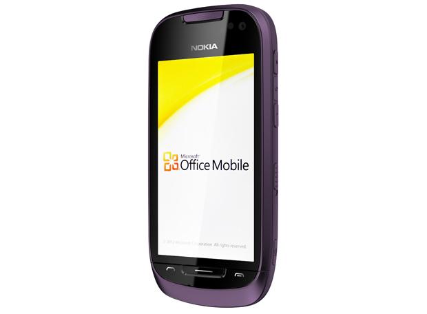 Microsoft Office mobile symbian belle