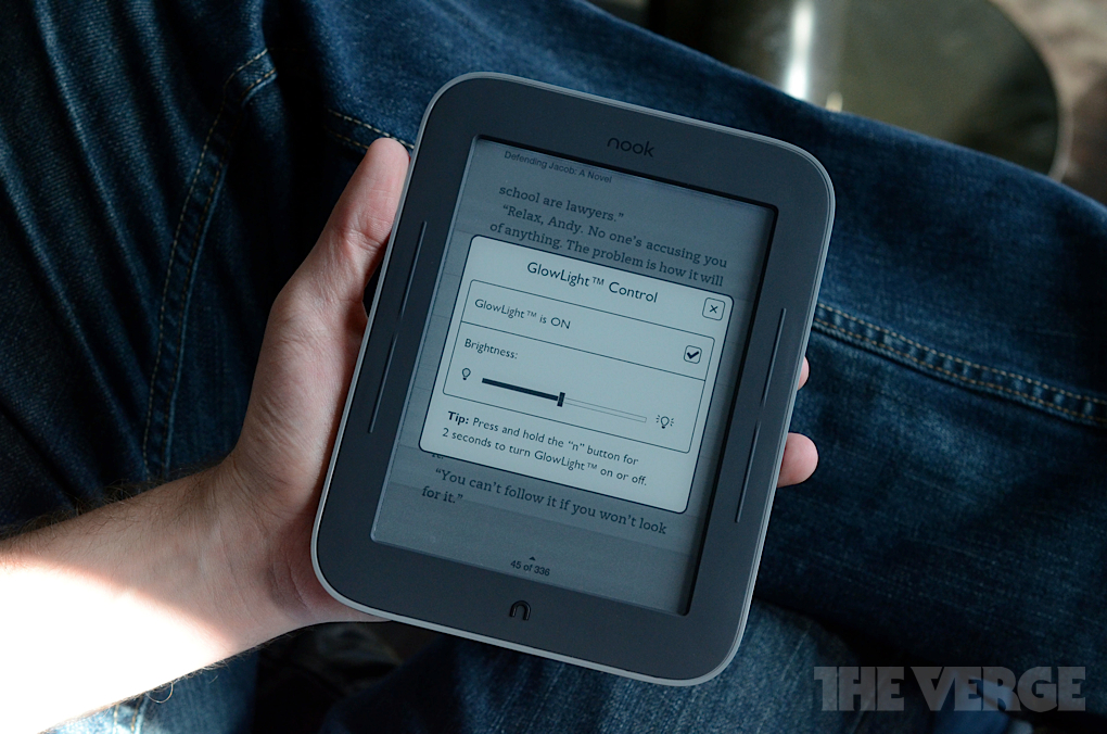 Nook Color | Barnes & Noble - The Verge
