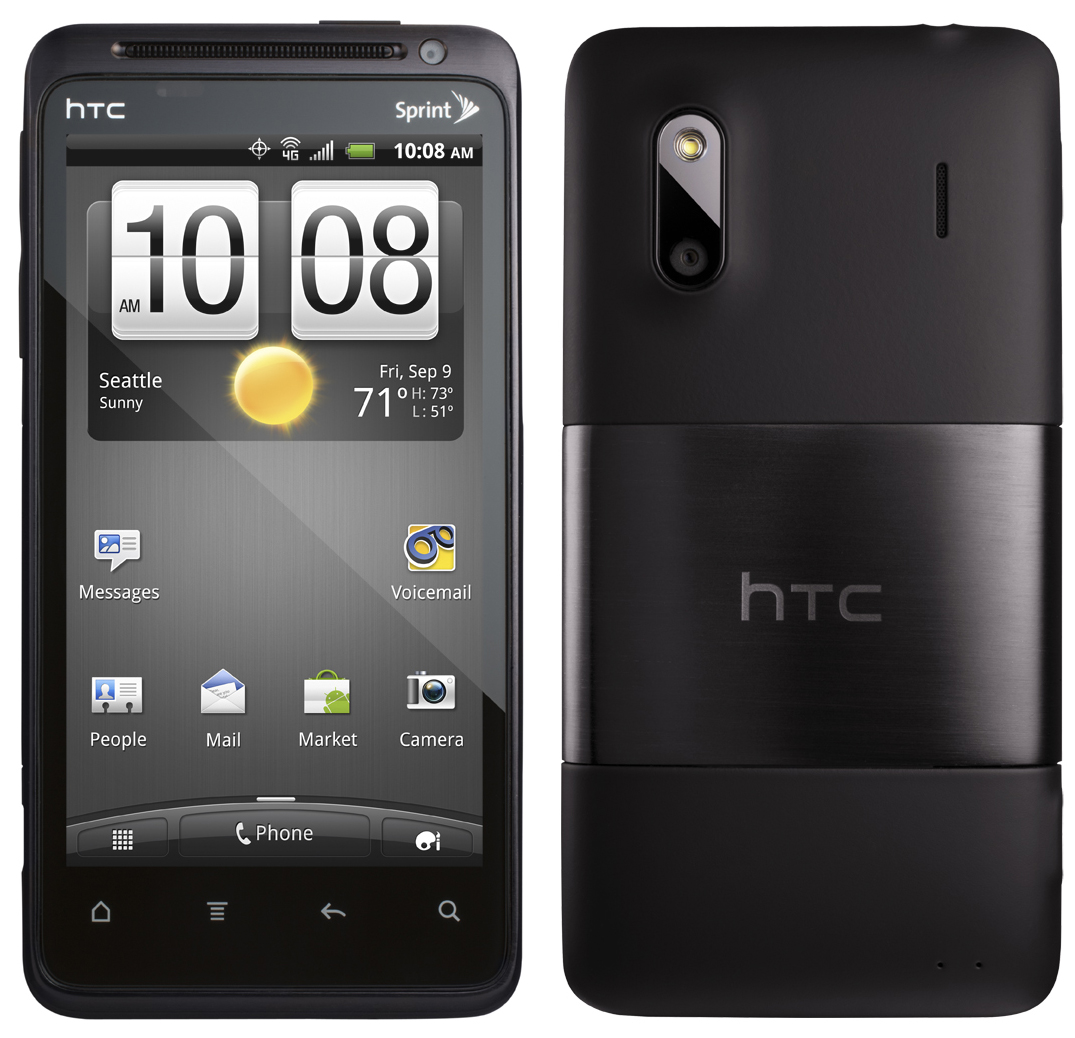 Boost Mobile launches 4G WiMAX network with HTC Evo Design 4G