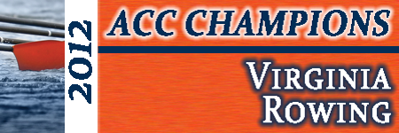Three straight years and 12 in the past 13. That's an ACC dynasty. That's Virginia rowing.