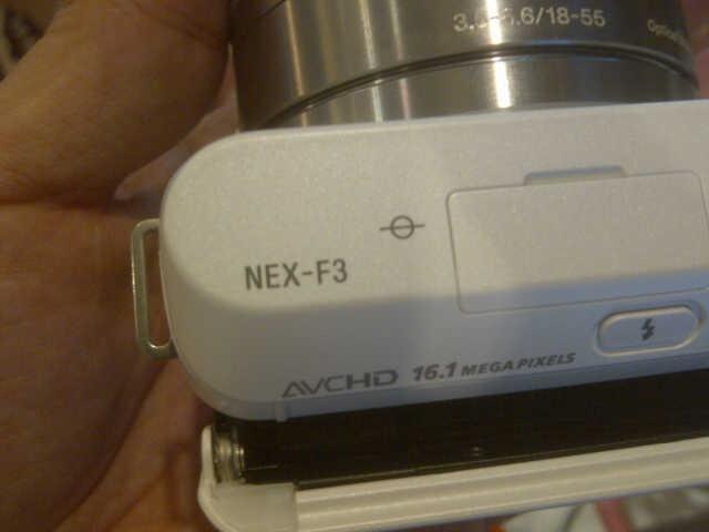 sony nex-f3 (sony alpha rumors)