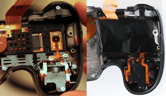 5d mark iii tape light leak