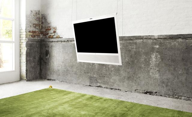 Bang & Olufsen BeoPlay V1 HDTV press