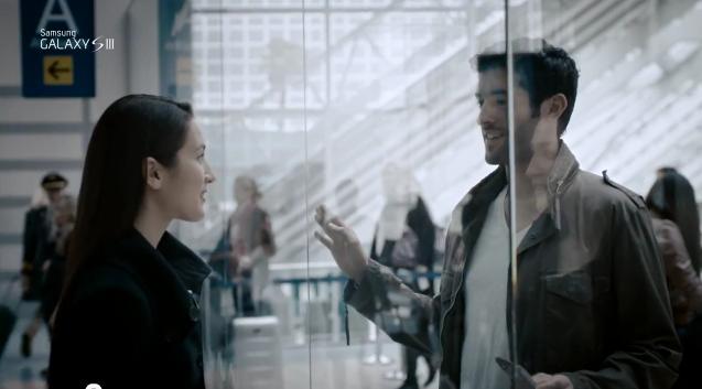 Samsung Galaxy S III ad 640