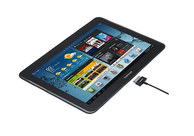 Samsung Galaxy Tab 2 (10.1) press image