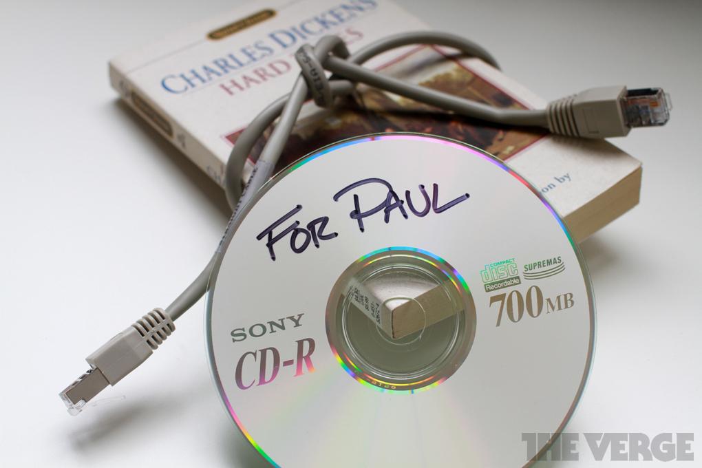 For Paul CD