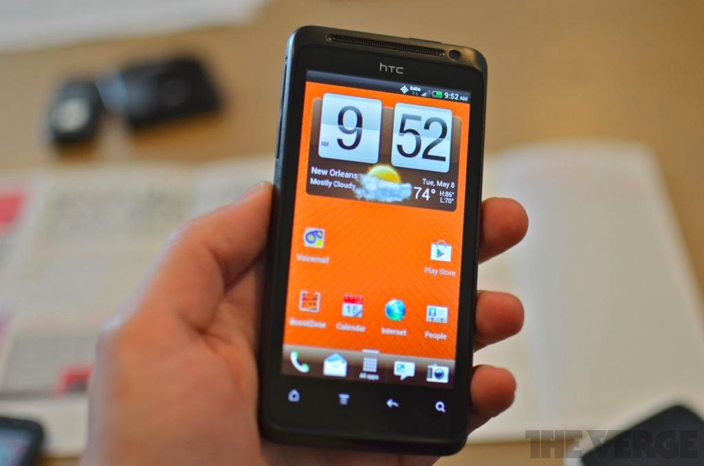 Gallery Photo: Evo V 4G on Vrigin and Evo Design 4G for Boost photos