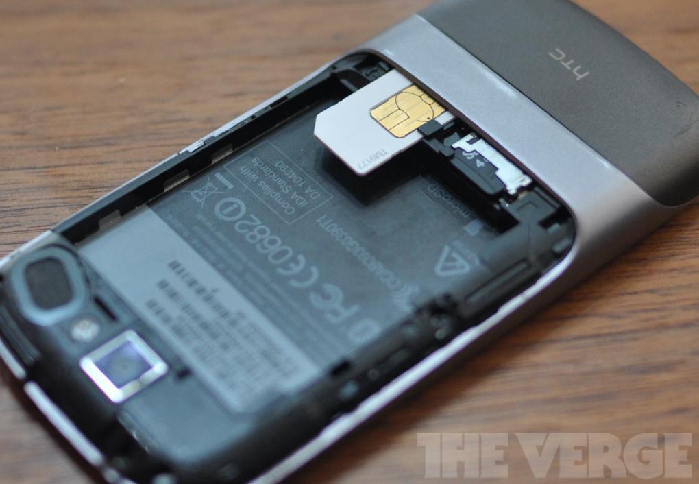 Nexus One Sim
