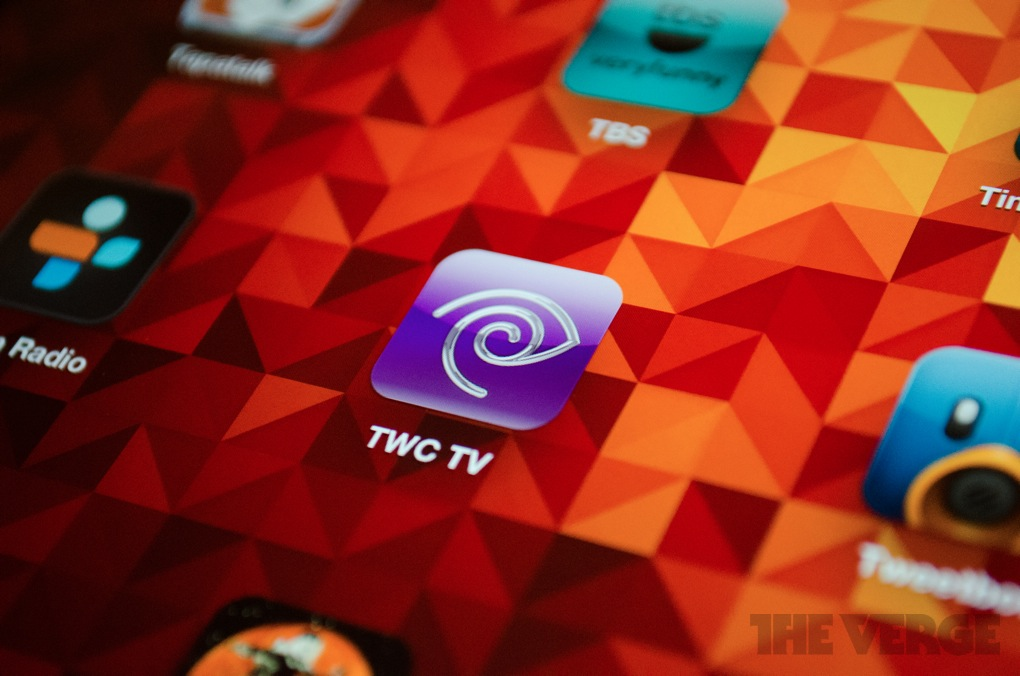 Time Warner Cable iPad App icon