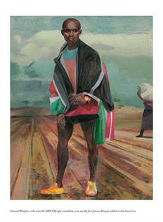 Sammy Wanjiru, from the May 21, 2012, issue of the New Yorker