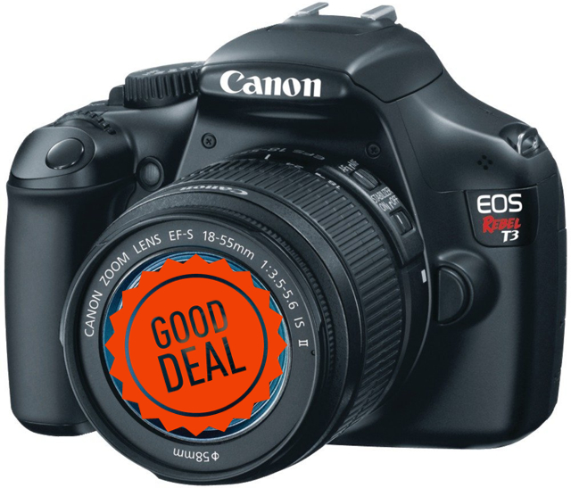 Canon T3 Good Deal