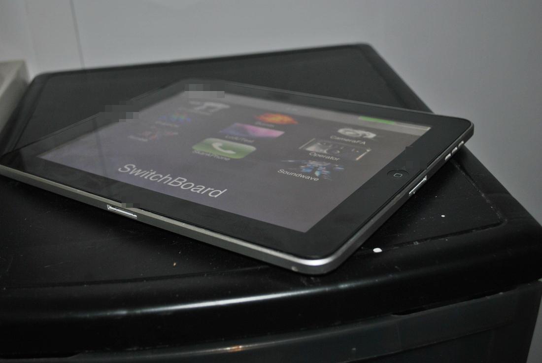 Prototype iPad