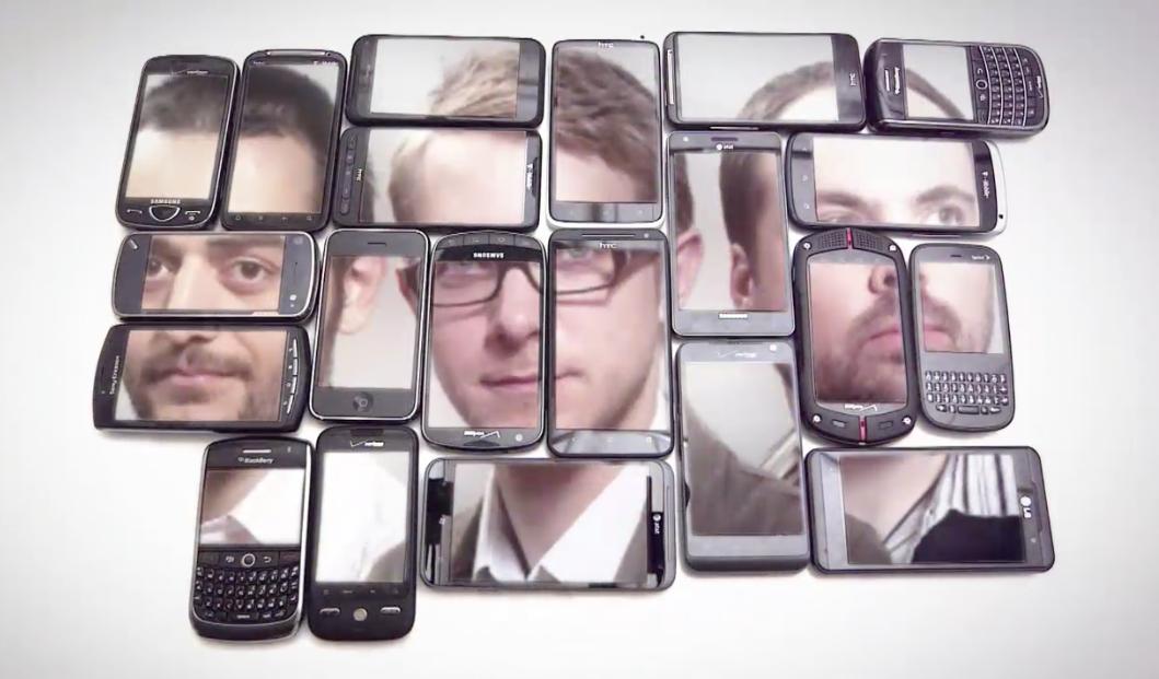 verge mobile show intro screenshot 2