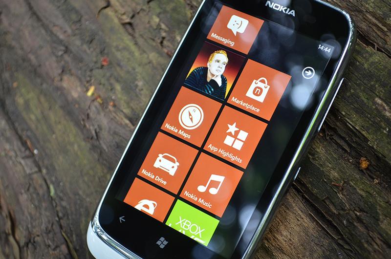 Nokia Lumia 610 review 5