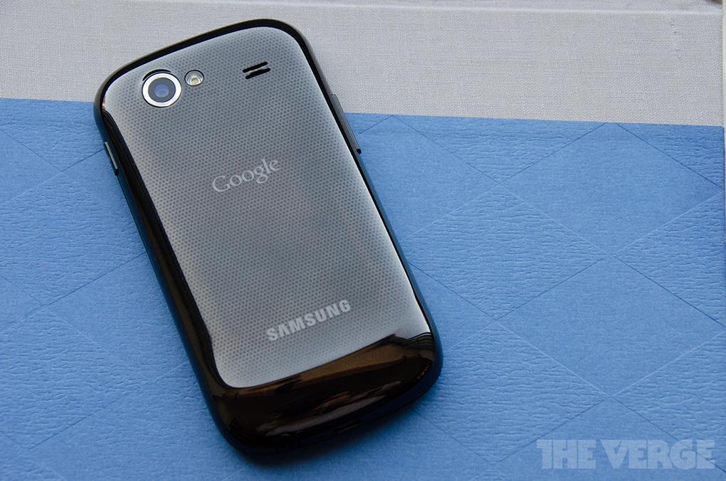 Samsung Nexus S Google (STOCK)