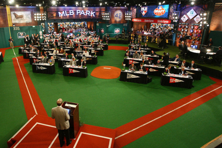 2012 First-Year Player Draft concluded June 6th.