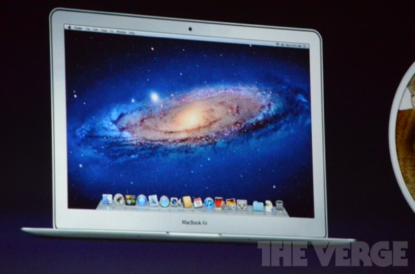 Gallery Photo: MacBook Air liveblog photos