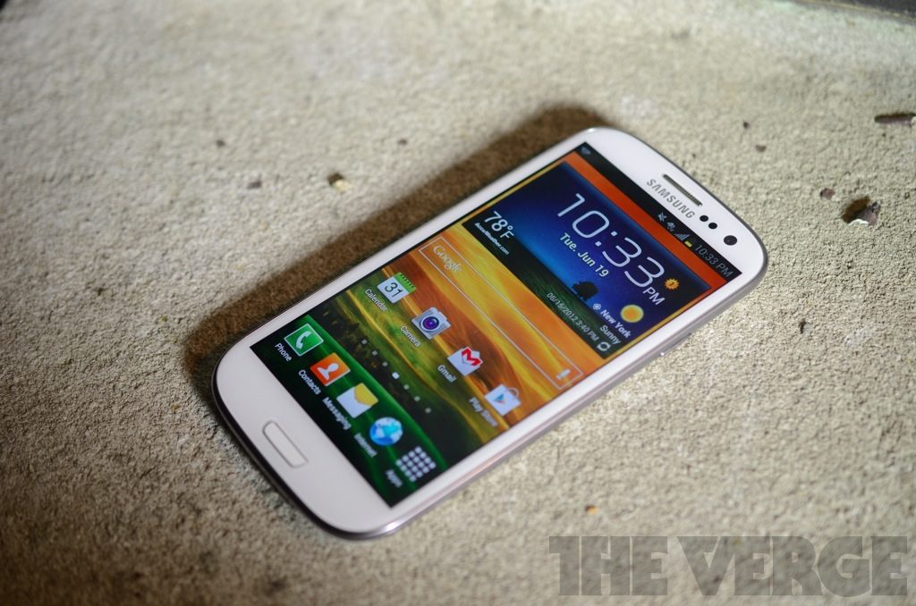 Galaxy S II | Samsung - The Verge