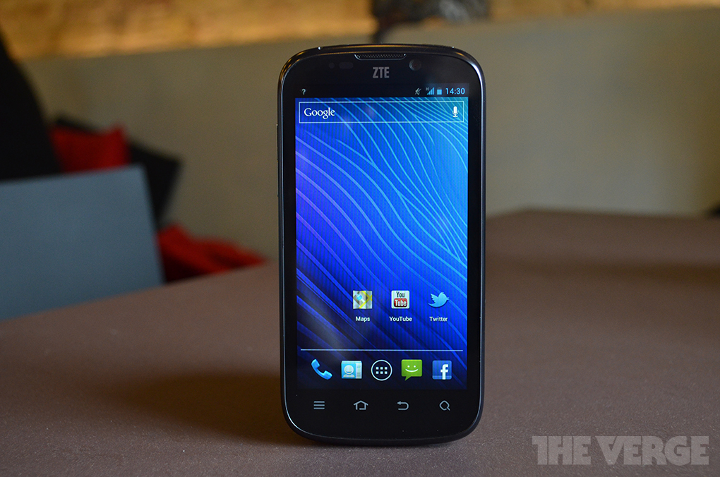 Gallery Photo: ZTE Grand X hands-on pictures