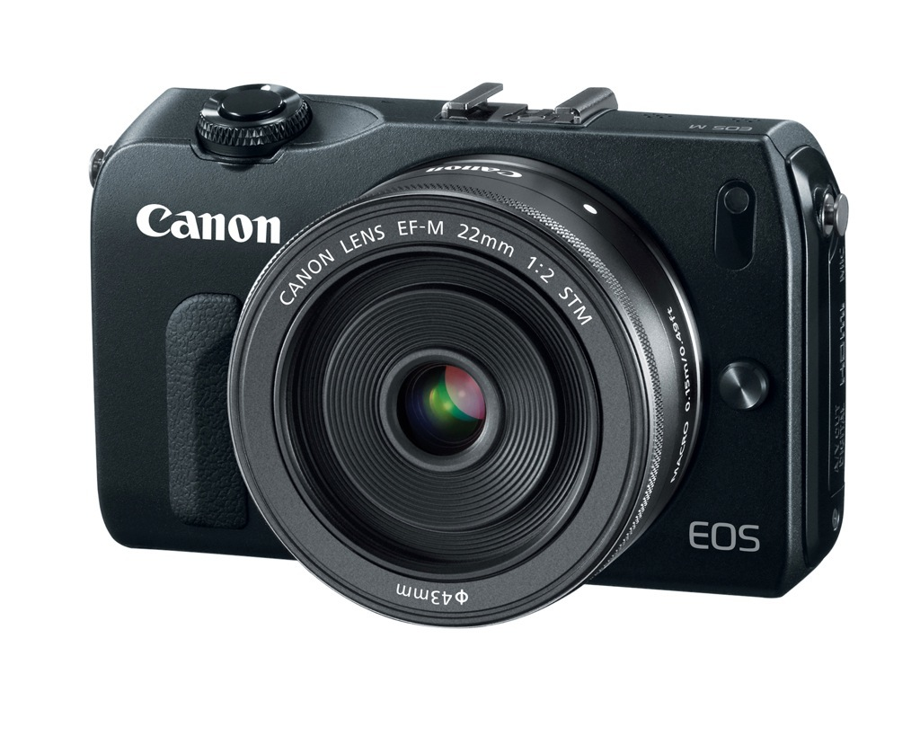 Gallery Photo: Canon EOS M press pictures