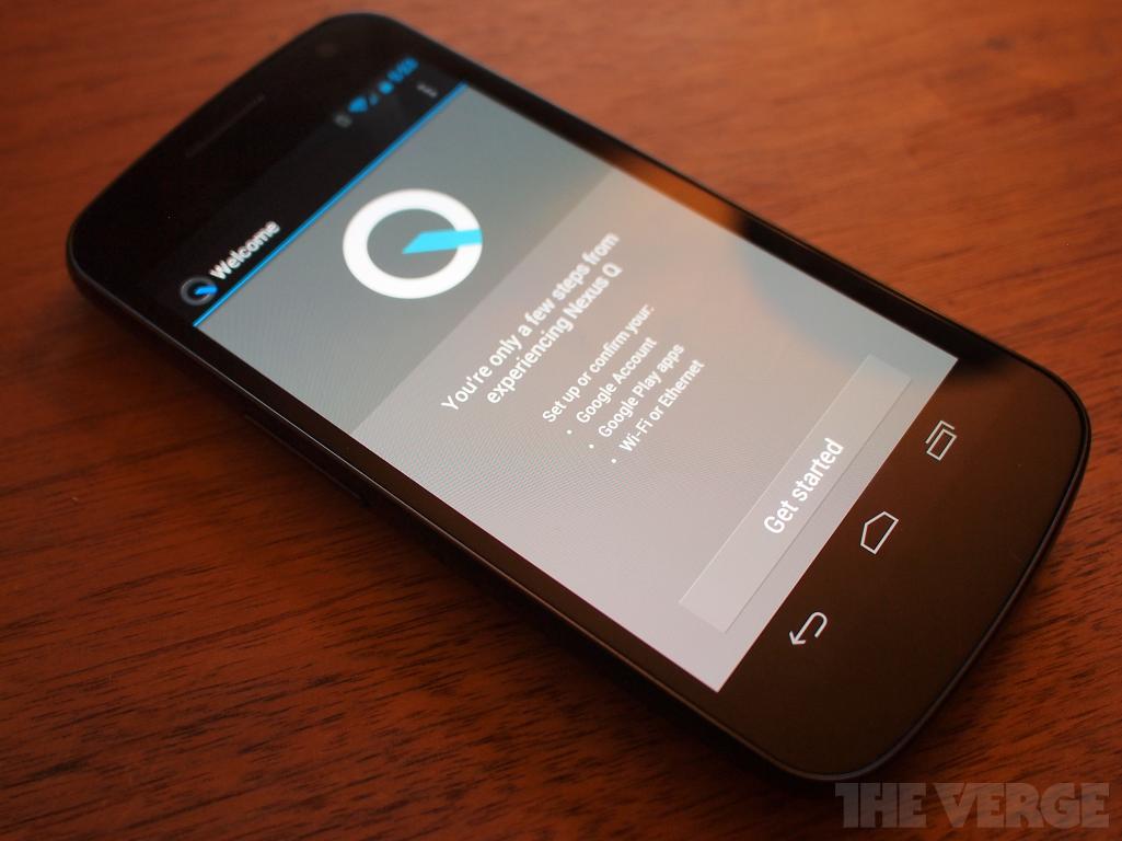 Nexus Q App 2