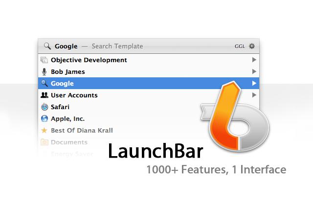 LaunchBar