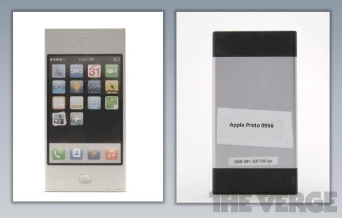 iphone prototypes