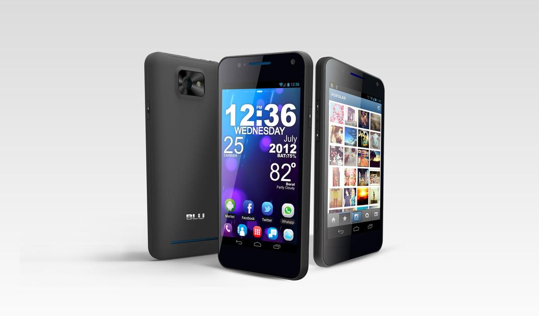 BLU Products Vivo 4.3