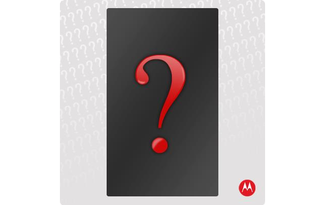 Motorola Phone Teaser