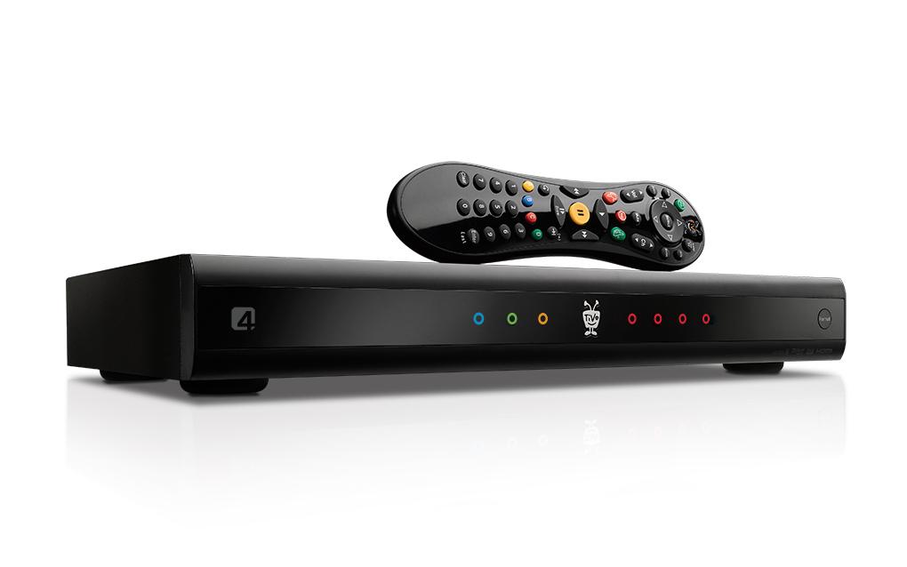 TiVo Premier 4 P4 Press
