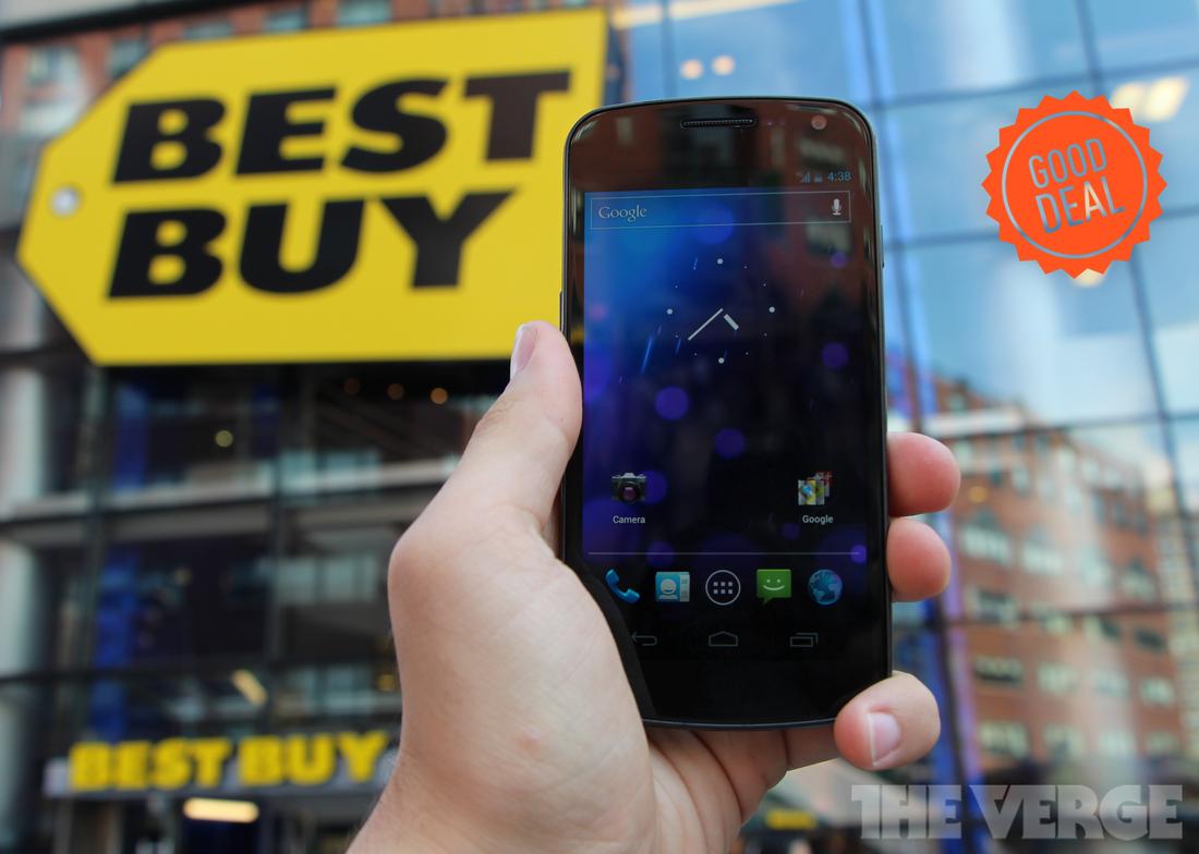 Galaxy Nexus Best Buy
