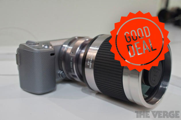 Sony NEX-5N good deal