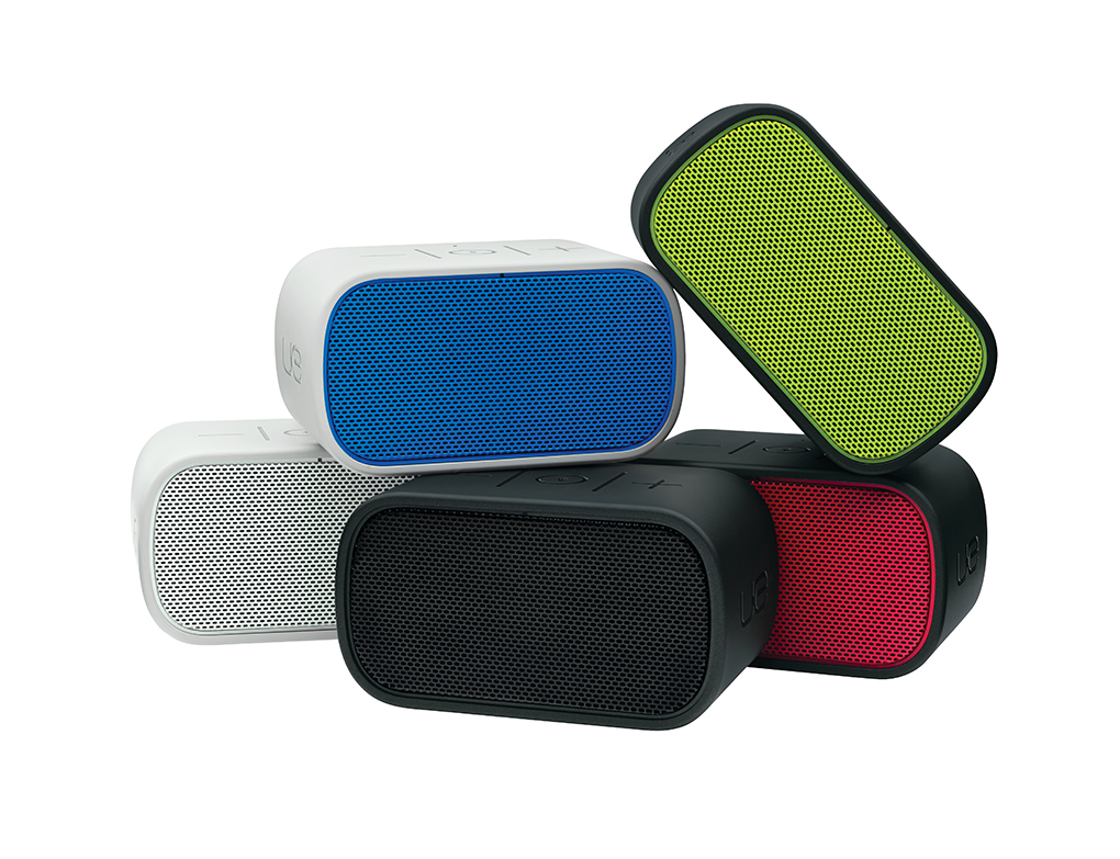Gallery Photo: Logitech UE headphones, Boombox, and Mobile Boombox press images