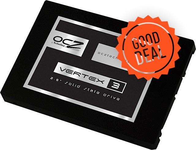 OCZ Vertex 3 SSD good deal