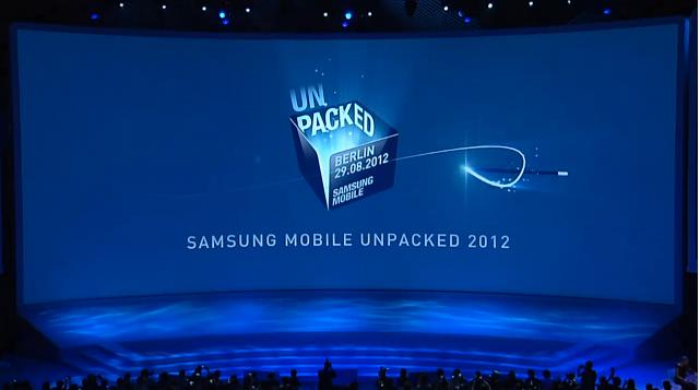 Unpacked 2012