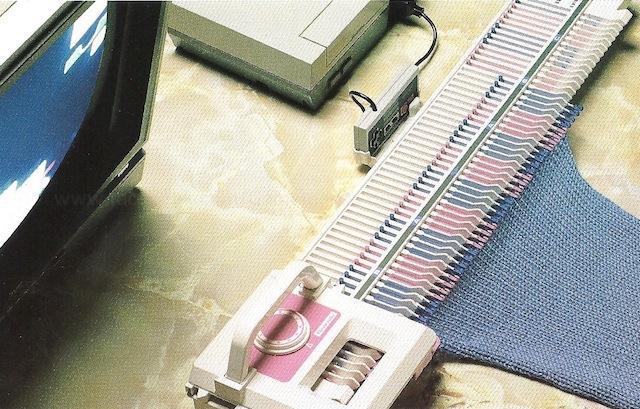 nes knitting machine