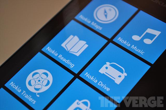 Nokia Windows Phone stock