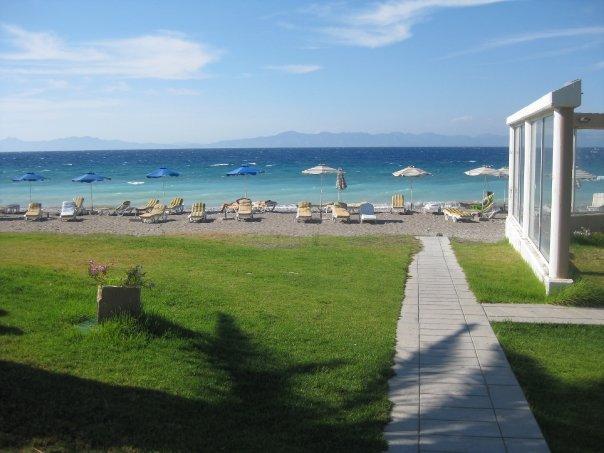 Sun Beach Resort, Lindos, Rhodes, Greece
