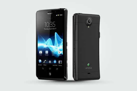 Phones4U Sony Xperia T AT&T leak
