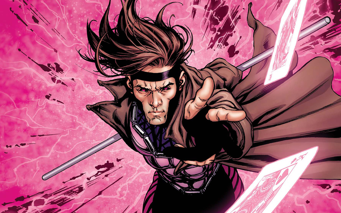 Pic unrelated unless you recognize both Gambit and Guild Wars 2 are ridiculously awesome.