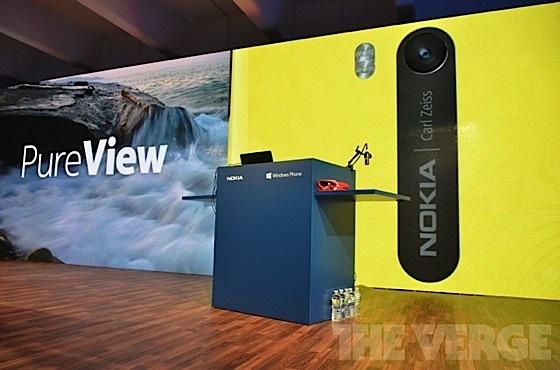 Nokia PureView on the Lumia 920
